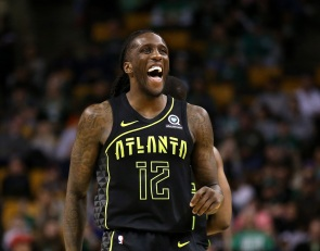 Hawks' Taurean Prince: 'I can be up there with the best of the best'