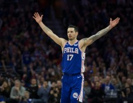 JJ Redick is basically the oldest player ever to average a career high in scoring
