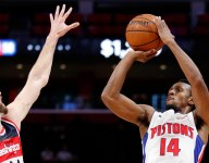 Pistons' Ish Smith explains the drastic change in his shot selection