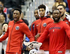 Secondary market price for Washington Wizards tickets are up 14% for 2018-19 season