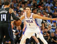 Landry Shamet: 'I'm fortunate to have teammates who beg me to shoot'