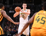 Nuggets' Nikola Jokic leads NBA in assists dished in half-court sets