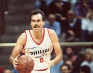 NBA coaches during their playing days