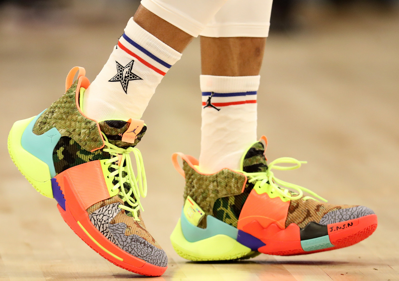 NBA All-Star Weekend: The best sneakers