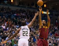 JR Smith could be an excellent catch-and-shoot option for the Bucks