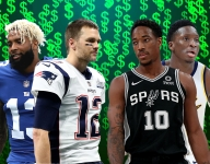 How much are NFL stars paid compared to NBA players?