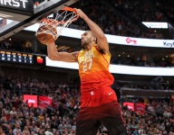 """Rudy Gobert: """"I just keep wondering, 'What else am I supposed to do?'"""""""