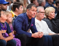 Report: Lakers general manager Rob Pelinka 'will stay in his job'