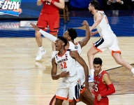 Ranking the best NCAA men's basketball championship games of the last 40 years