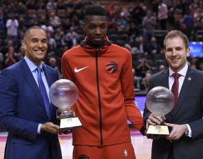 G League MVP Chris Boucher: 'I did things I did not know I could'