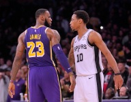 Spurs' DeMar DeRozan 'possibly could be on the trade block' to Lakers