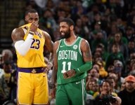 Door for Kyrie to join LeBron on Lakers is 'opening more by the day'