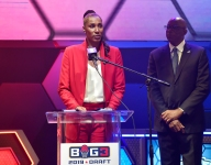 Lisa Leslie Q&A: 'Basketball is basketball; it doesn't have a gender'