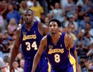 The players with the best scoring averages in NBA Finals history