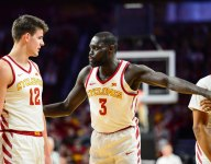 2019 NBA draft prospect Marial Shayok: 'My long arms make it tough for guys that I'm guarding'
