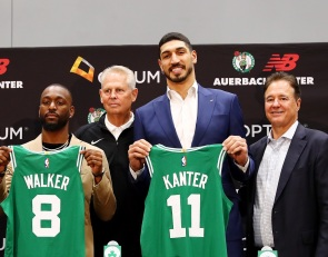 Enes Kanter Q&A: 'I'm trying to be the voice for all of those innocent people who don't have one'