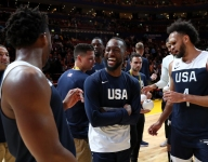 By the numbers, this Team USA by far is the weakest with NBA players