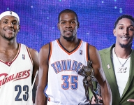 NBA awards: All the winners in league history