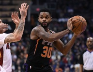 Troy Daniels Q&A: 'When you play for the Lakers, you got to come correct'
