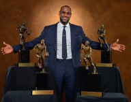 Based on MVP vote through the years, LeBron is indeed No. 2 all-time