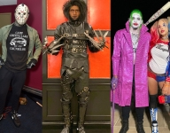 Halloween 2019: NBA players in epic costumes