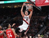 Blazers' Zach Collins Q&A: 'We consider ourselves the best team in the West'