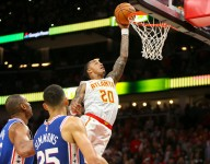 John Collins on trade rumors, extension talks with the Hawks, recruiting free agents and more