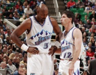 The oldest players to receive MVP votes in NBA history