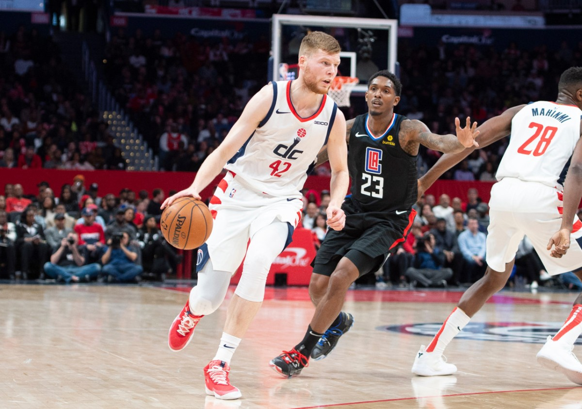 Davis Bertans, Washington Wizards