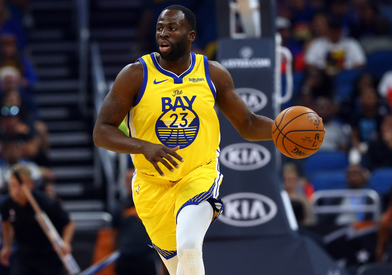Draymond Green, Golden State