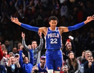 Matisse Thybulle shooting better off catch than he ever did in college