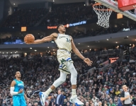 Finding the right pick-and-roll partner for Giannis in the 2020 draft
