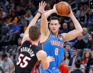 Danilo Gallinari on free agency, Knicks, Mike D'Antoni, Chris Paul and Billy Donovan