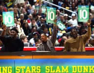 Ranking: The players with the most perfect scores at the Slam Dunk Contest