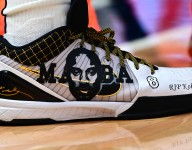 Photos: NBA players honor Kobe Bryant with tributes in their sneakers