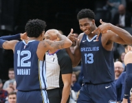 Jaren Jackson Jr. Q&A: 'You have to literally beat us down to win against us'