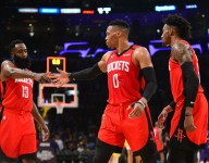 NBA talent evaluators on the future of Rockets, Harden: 'Can't keep it the same'