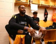 Larry Hughes Q&A: 'Injuries kept me from being the best I could be'
