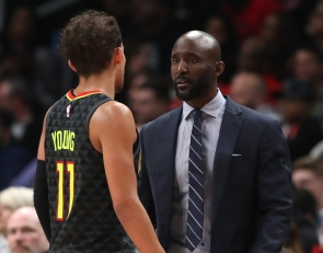 Lloyd Pierce on Trae Young, free agency for the Hawks and more