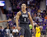 NBA prospect Desmond Bane: 'Consistent is the word to describe me'