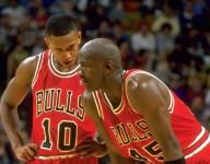 How this breakfast helped lead to Jordan's NBA return in '95