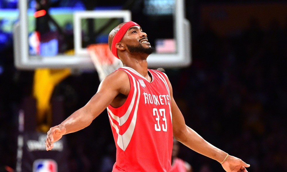 Corey Brewer, Houston Rockets