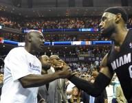 NBA Bar Races: Michael Jordan's stats vs. LeBron's through the years
