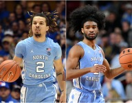 Comparing NBA prospect Cole Anthony to former UNC star Coby White