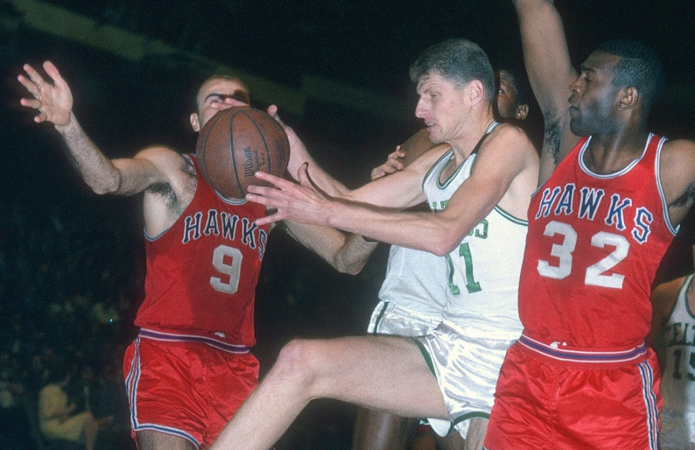 Mel Counts, Boston Celtics