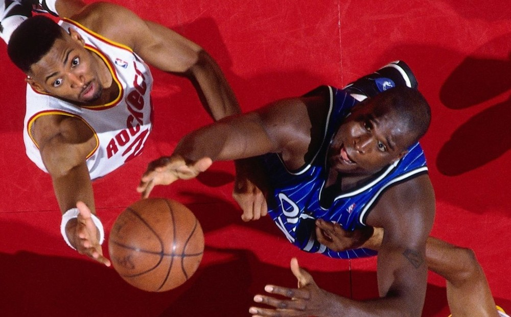 Shaquille O'Neal vs. Houston Rockets