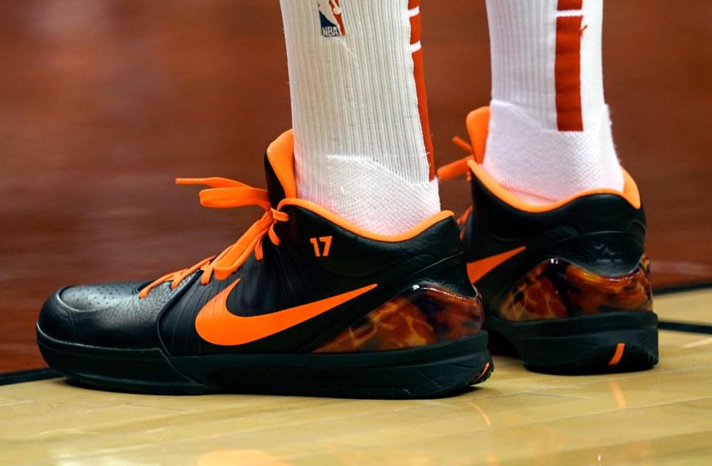 PJ Tucker shoes
