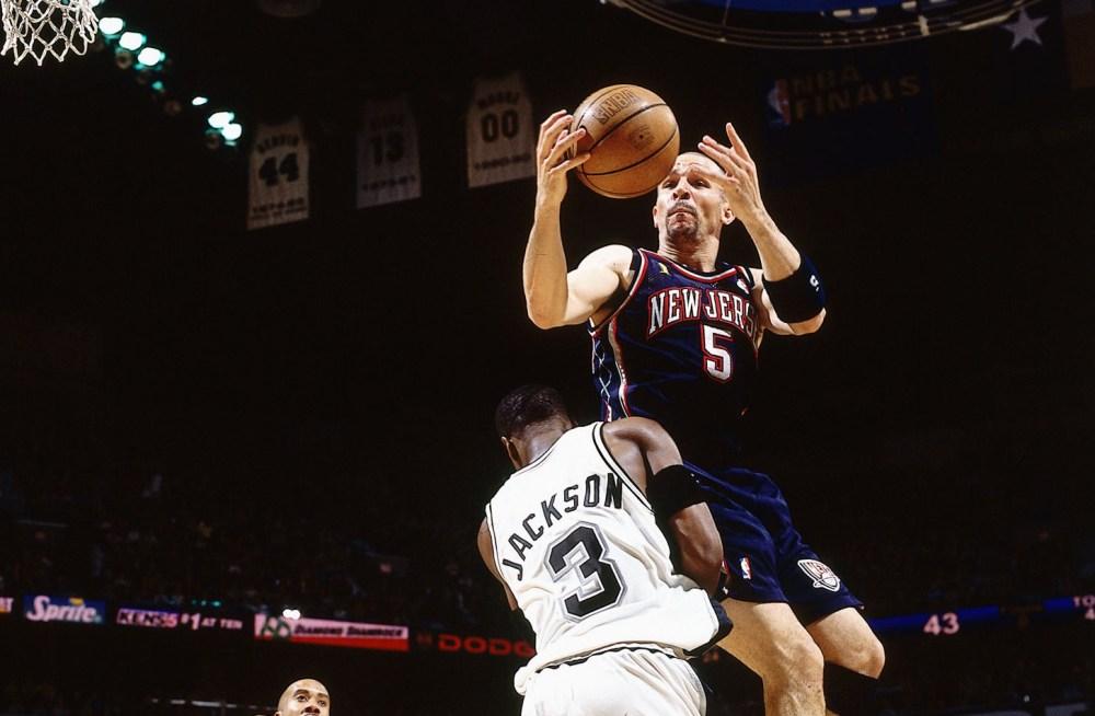 Jason Kidd vs. San Antonio Spurs