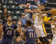 Paul George: The Pacers passed on adding the 'best power forward'