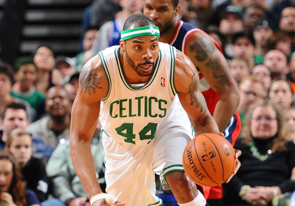Chris Wilcox, Boston Celtics